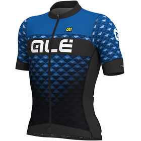 Alé Cycling PRS Hexa SS Jersey Men black-blue